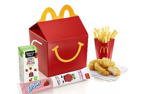 McDonald's cheeseburgers now only available by request for Happy Meals