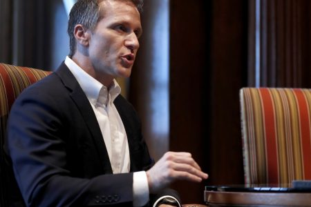Grand jury indicts Missouri Gov. Eric Greitens for allegedly taking compromising photo of woman