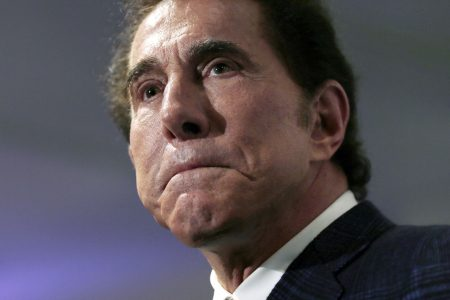 Casino tycoon Steve Wynn resigns, citing 'avalanche' of bad publicity amid sex misconduct claims
