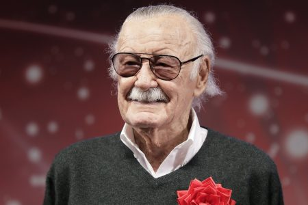 Stan Lee says he's 'feeling great' after his hospitalization