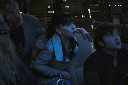 The first 'Solo: A Star Wars Story' trailer is here. But is it any good?