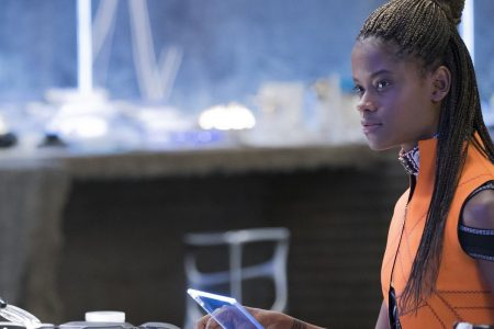 'Black Panther' breakout Letitia Wright is a new kind of Disney princess