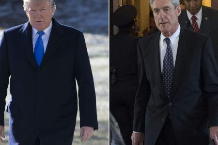 On Russia, Americans trust special counsel Mueller more than Trump, USA TODAY poll shows