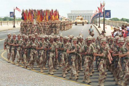 Democrats introduce 'PARADE' Act aimed at Trump's military celebration