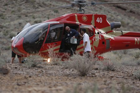 Grand Canyon helicopter crash victims identified, were from the UK