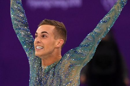 Adam Rippon decides not to do TV for NBC at 2018 Winter Olympics