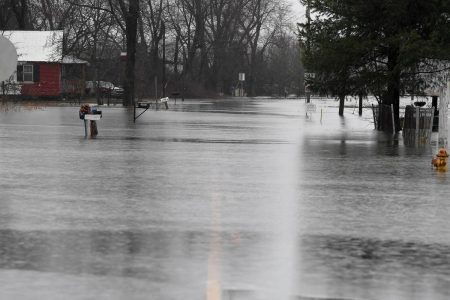 Flood fears rise as wicked storm system tears across southern, central US