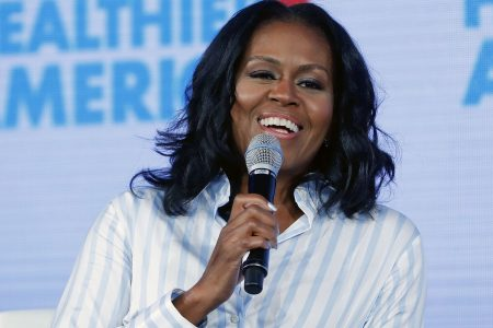 Michelle Obama's 'deeply personal' memoir will arrive in November