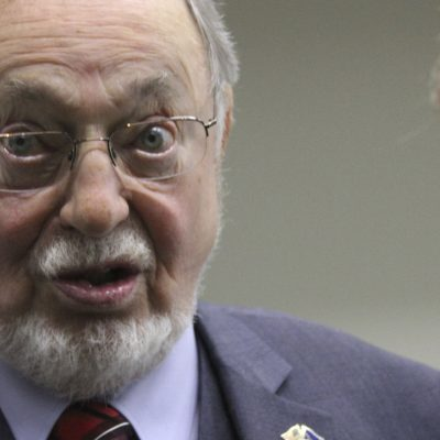 Rep. Don Young: 'How many Jews were put in ovens because they were unarmed?'