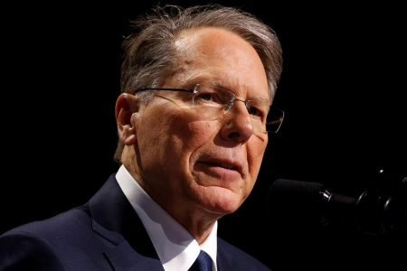 NRA boss keeps details of CPAC speech concealed, as gun control fight heats up