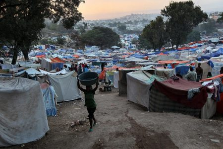 Oxfam crisis spreads as Haiti suggests aid workers exploited children for sex