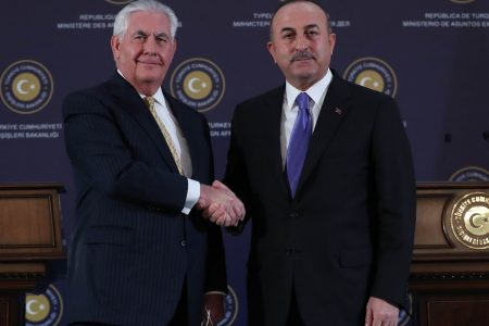 Turkey and the US agree to move forward, not dwell on past differences