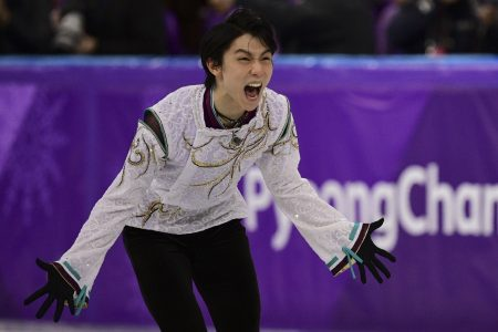Yuzuru Hanyu's healing performance puts him in Olympic figure skating's pantheon