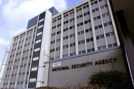 Officer injured, two person in custody in shooting incident near NSA security gate