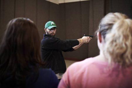 Some Teachers Already Have Guns