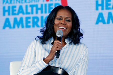 Michelle Obama's memoir, 'Becoming,' to be released in November