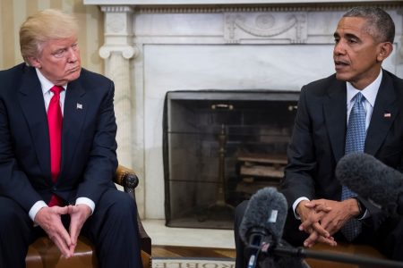 Trump's 'tougher on Russia' claim fits a pattern of striving to one-up Obama