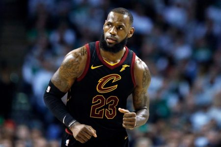 No, LeBron James won't shut up and dribble: 'I am more than an athlete'