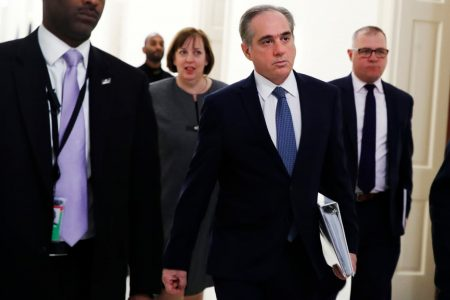 VA chief Shulkin, under fire for Europe trip, acknowledges 'the optics of this are not good'