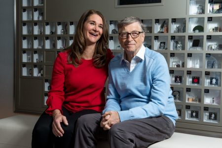 Bill and Melinda Gates take on tough questions about their giving