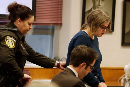 A teen stabbed her friend to impress 'Slender Man' — and will spend 40 years in a mental hospital