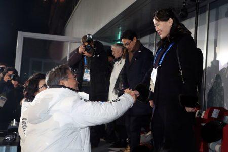 North Korea's Kim Jong Un has invited South Korea's Moon Jae-in to Pyongyang