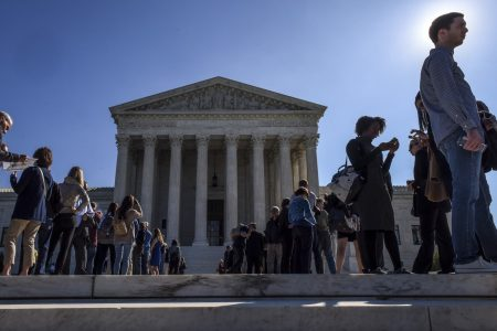 Supreme Court refuses to block Pa. ruling invalidating congressional map