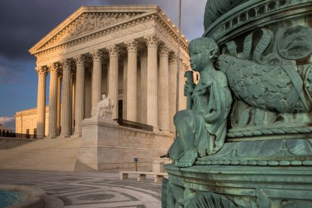Thomas dissents from Supreme Court decision not to review California gun law