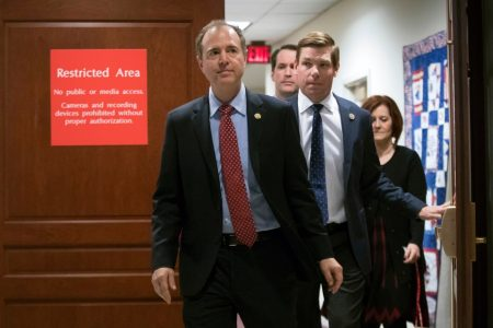 House panel clears release of Democrats' rebuttal to GOP memo, forcing showdown with Trump