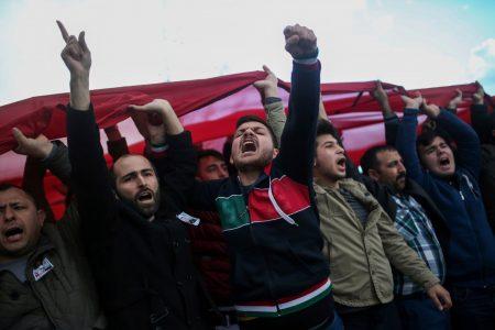 Turkey assails US over ties with Syrian Kurdish militia