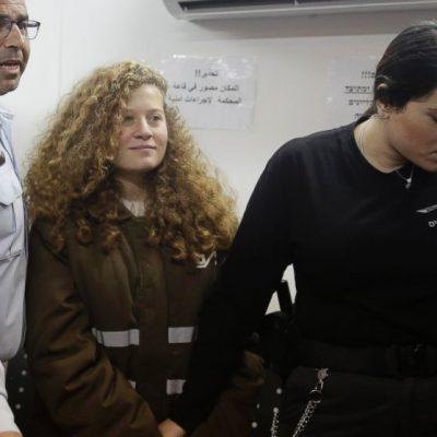 Palestinian teen goes on trial, Israeli judge bars public