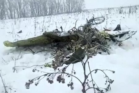 Russian plane crashes near Moscow, killing 71 — live updates