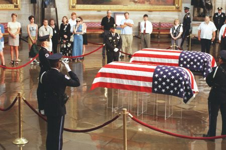 Billy Graham Will Be the Fourth Private Citizen Ever to Lie in Honor at the US Capitol