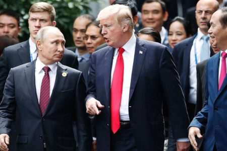 FACT CHECK: Administration actions on Russia sometimes tougher than Trump's words