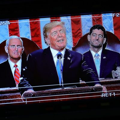 State of the Union: Trump's same old nationalism wrapped in new packaging