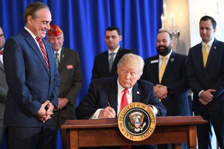 Inside the Trump Administration's Internal War Over the VA