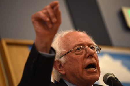 Bernie Sanders resurrects a 'zombie' claim on gun sales without background checks