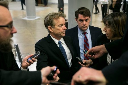 Government Shutdown Set as Rand Paul Protests Budget Deal