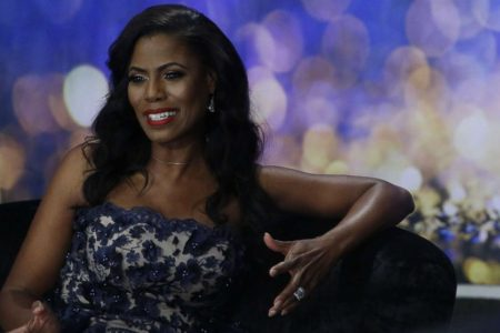 Former Trump aide Omarosa says America should be worried, would 'never' vote for him again