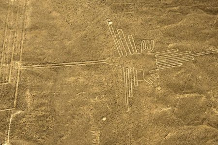 Truck plows over Peru's Nazca Lines, damaging UNESCO World Heritage Site