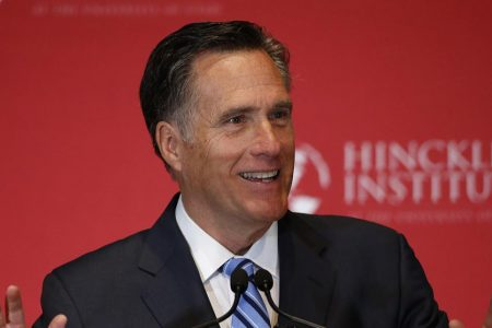 Mitt Romney to make announcement about Utah Senate race Feb. 15