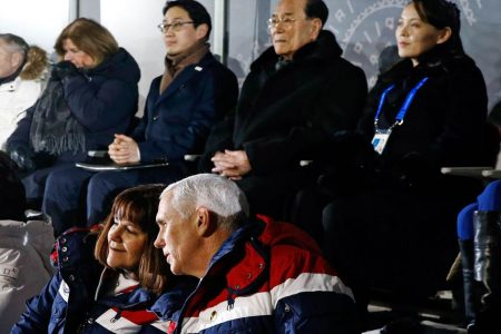 After South Korea visit, Pence insists 'no daylight' on approach to North