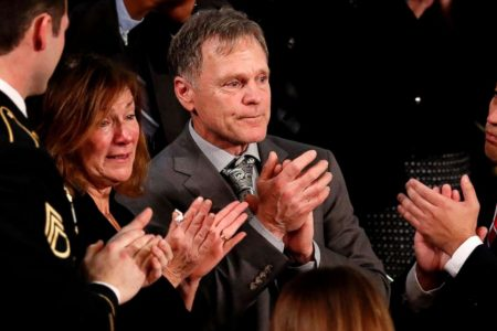 Otto Warmbier's father will attend Olympics opening ceremony