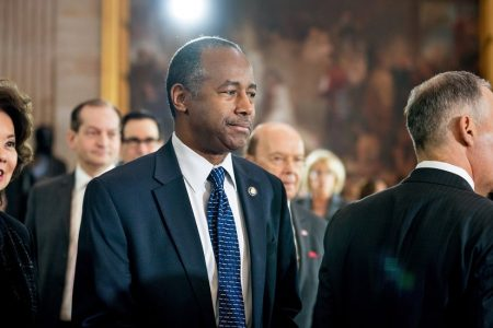 Ben Carson Tries to Cancel $31000 Dining Set Purchase for HUD Office