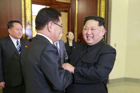 Trump Had Nothing to Do With Korea Peace Talks, Says North Korea