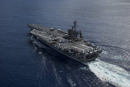 US Aircraft Carrier Heads to Vietnam, With a Message for China