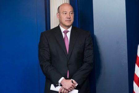 Gary Cohn Says He Will Resign as Trump's Top Economic Adviser