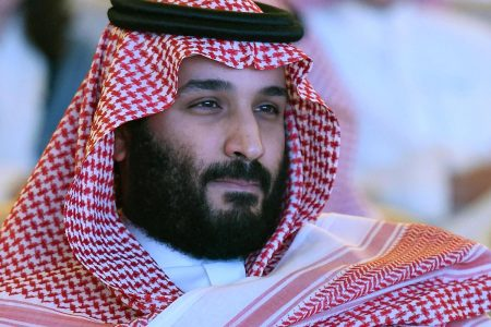 Saudi crown prince is hiding his mother to prevent her from opposing his power grab: NBC News