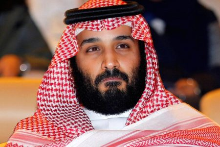 Saudi crown prince winds down UK visit after a mixed reception