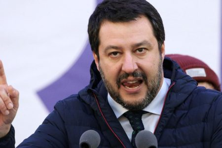 Italy is heading for a hung parliament with a euroskeptic, right-wing party seeing strong gains